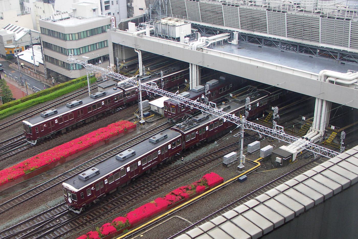 阪急電車 100周年