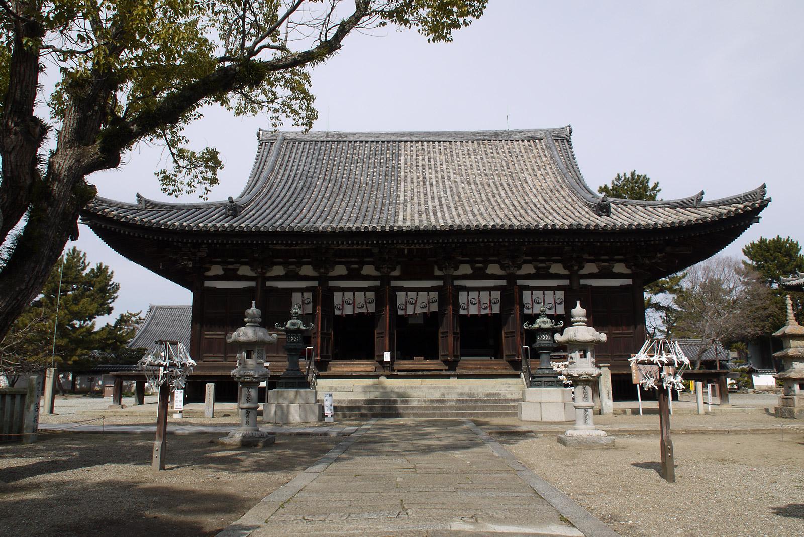 刀田山 鶴林寺