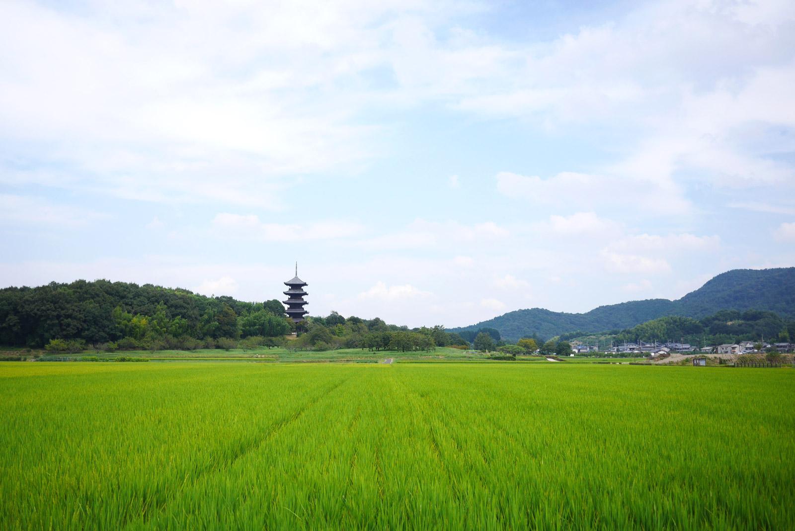 吉備路で日本の風景を味わう 前編