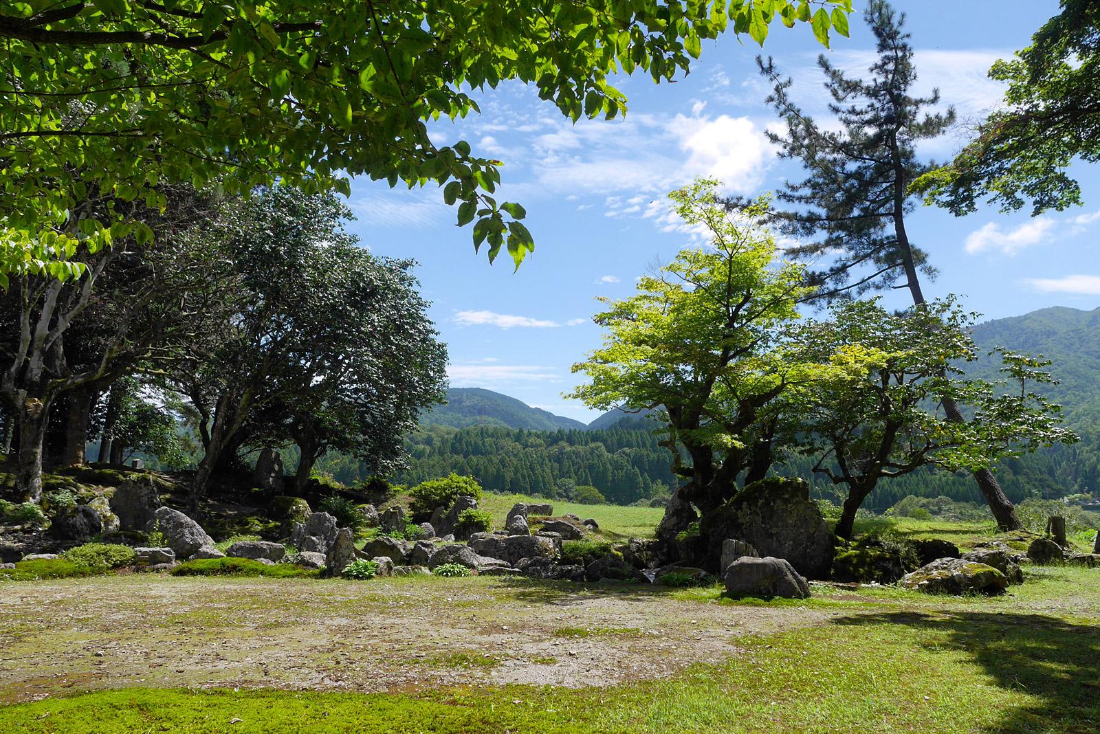 旧秀隣寺庭園