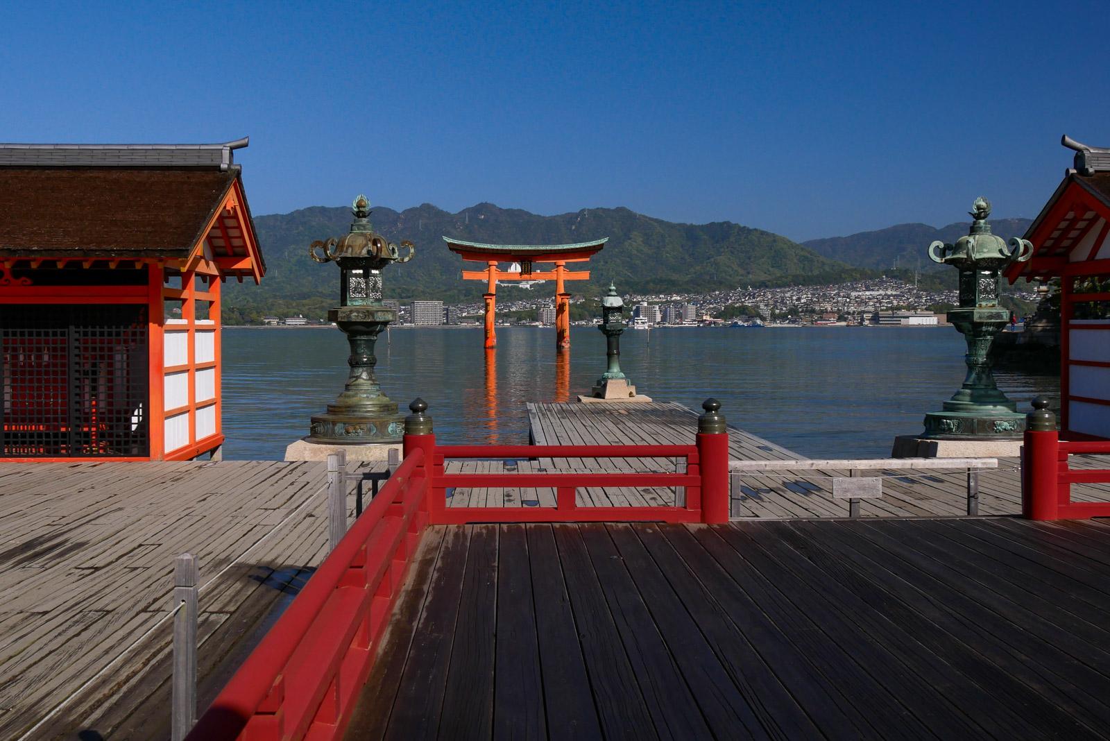 厳島神社12+2景