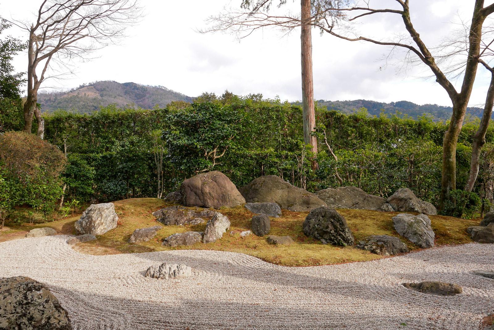 真正極楽寺(真如堂)庭園