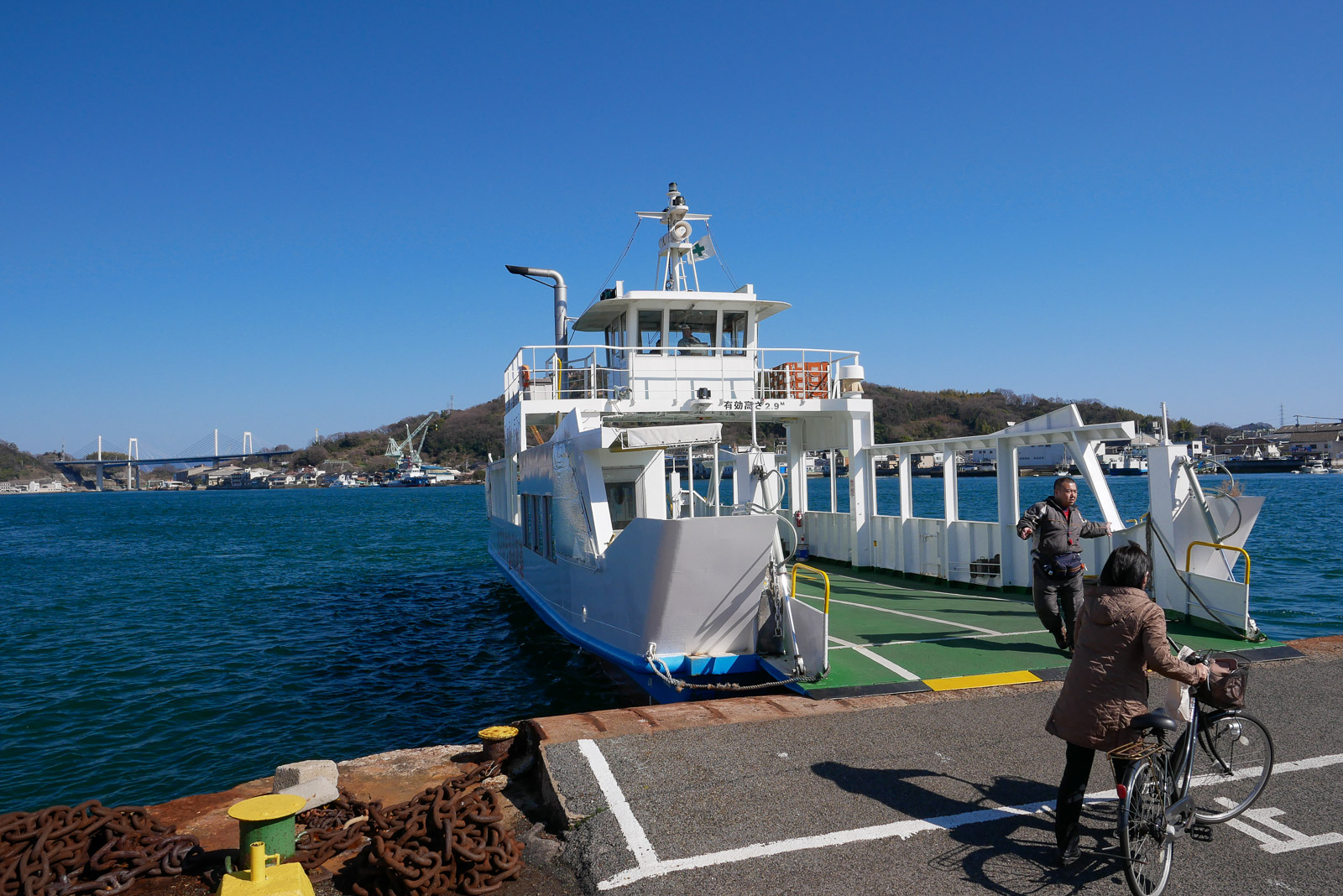 生口島・広島 旅の締め