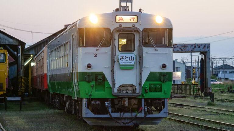 小湊鐵道キハ40